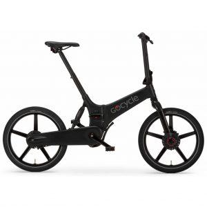 Gocycle GX Matt Black Elcykel